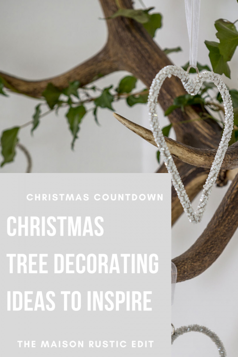 Christmas Tree decorating ideas to inspire