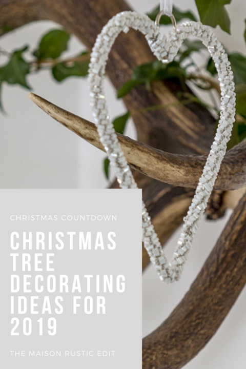 Christmas Tree decorating ideas for 2019