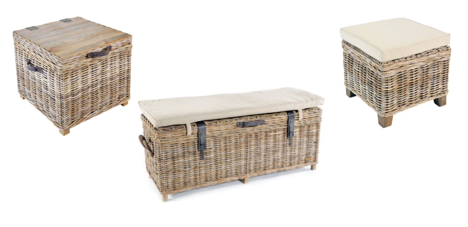 Rattan furniture for the home
